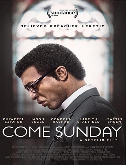 فيلم Come Sunday 2018 مترجم اون لاين