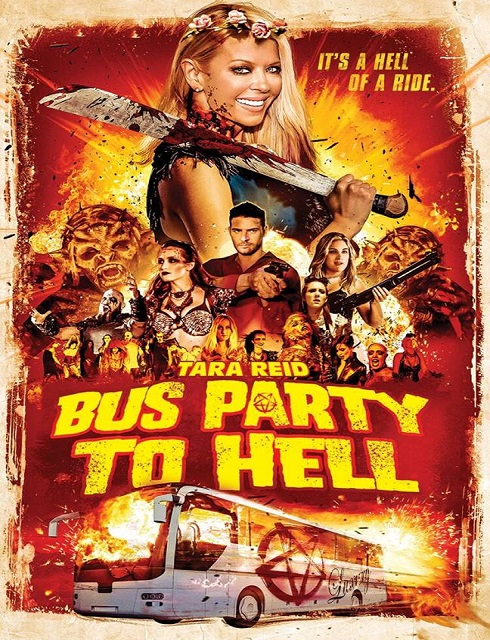 فيلم Party Bus to Hell 2017 مترجم اون لاين