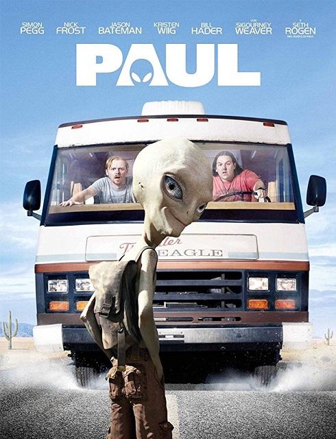 فيلم Paul 2011 مترجم اون لاين