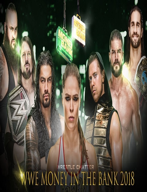 عرض WWE Money In The Bank 2018 HD مترجم اون لاين