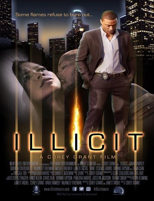 فيلم Illicit 2017 مترجم HD اون لاين