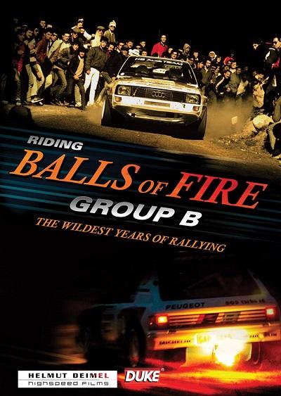 فيلم Riding Balls of Fire 2017 مترجم اون لاين