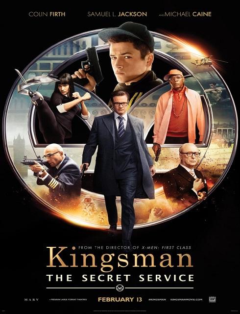 فيلم Kingsman The Secret Service 2014 مترجم اون لاين
