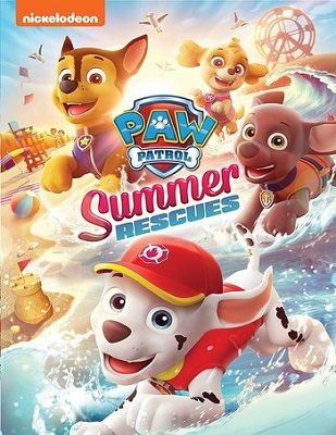 فيلم Paw Patrol Summer Rescues 2018 مترجم