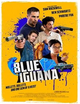 فيلم Blue Iguana 2018 مترجم اون لاين