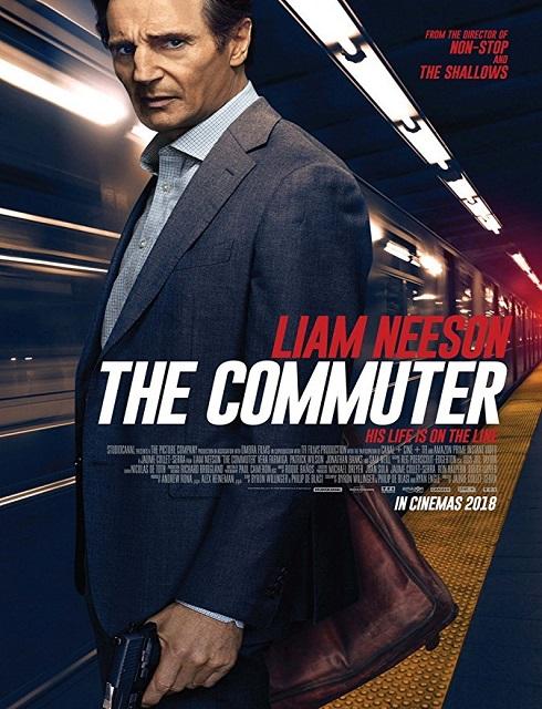 فيلم الجريمة The Commuter 2018 HD مترجم
