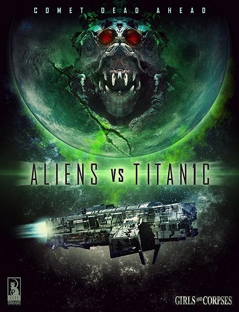 فيلم Aliens vs College Girls 2017 مترجم اون لاين
