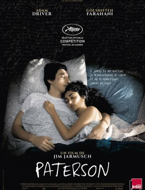 فيلم Paterson 2016 مترجم اون لاين