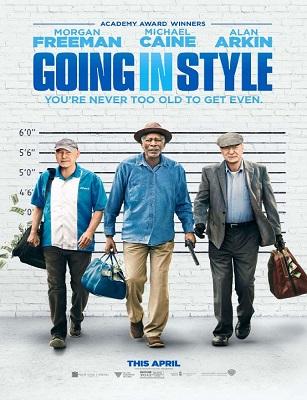 فيلم Going in Style 2017 مترجم اون لاين