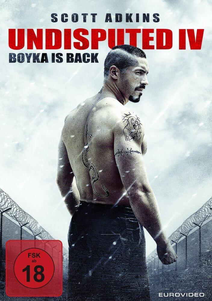 فيلم Boyka Undisputed 2016 HD مترجم اون لاين