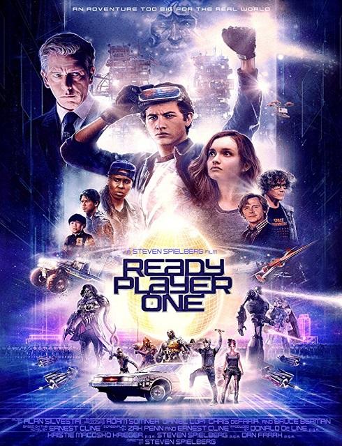 فيلم Ready Player One 2018 مترجم اون لاين