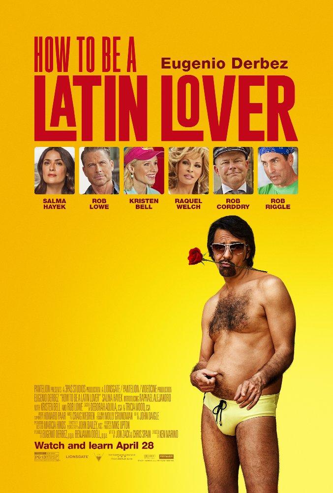 فلم How to Be a Latin Lover 2017 مترجم اون لاين