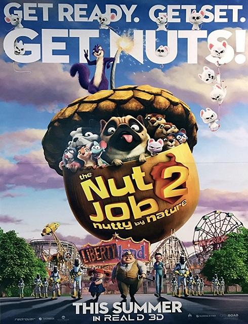 مشاهدة فيلم The Nut Job 2 Nutty by Nature 2017 مترجم