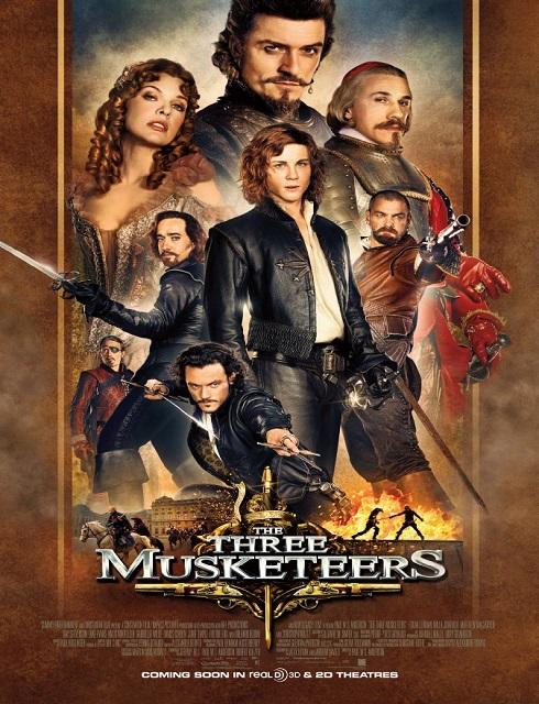 فيلم The Three Musketeers 2011 مترجم اون لاين