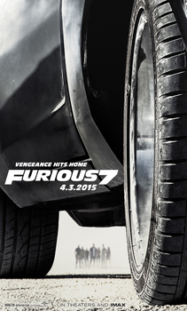 فيلم Fast and Furious 7 2015 مترجم اون لاين بجودة HDRip