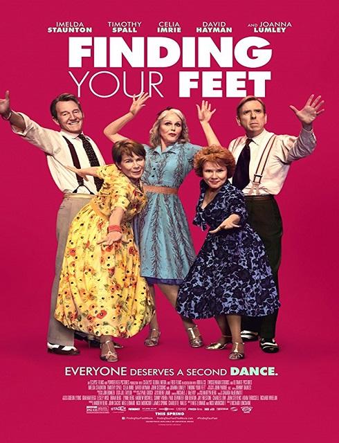 مشاهدة فيلم Finding Your Feet 2017 مترجم اون لاين
