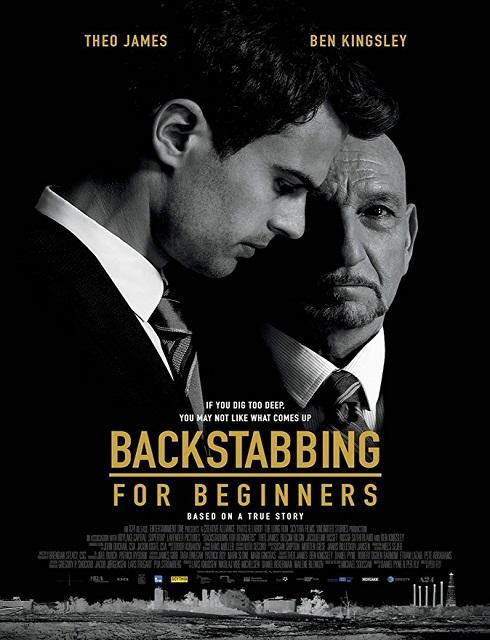 فيلم الدراما Backstabbing for Beginners 2018 مترجم HD اون لاين