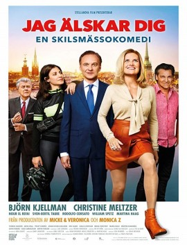 فيلم I Love You A Divorce Comedy مترجم