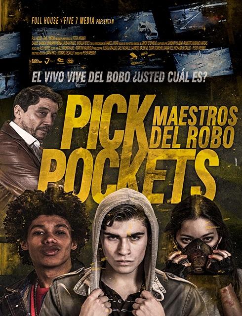 فيلم Pickpockets 2018 مترجم اون لاين