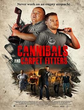 فيلم Cannibals and Carpet Fitters 2017 مترجم اون لاين