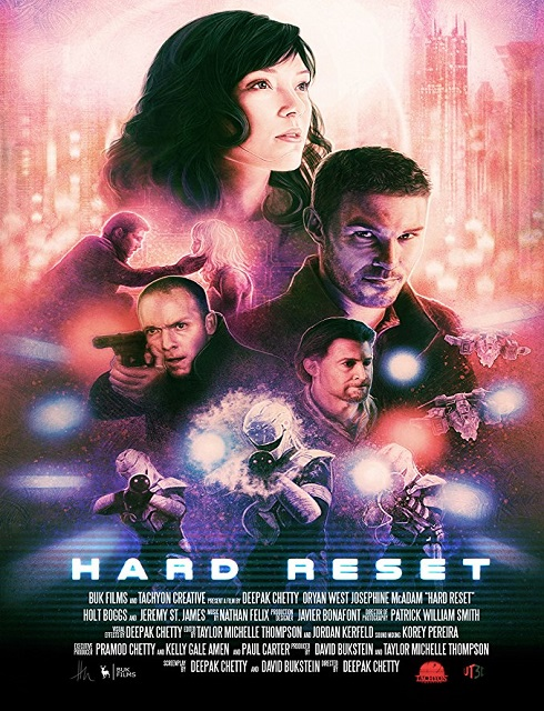 فيلم Hard Reset 2016 مترجم اون لاين