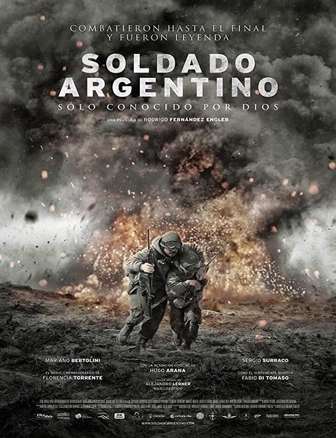 فيلم Soldado Argentino solo conocido por Dios 2016 مترجم
