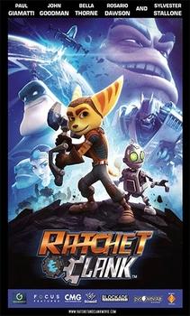 فيلم Ratchet and Clank 2016 مترجم