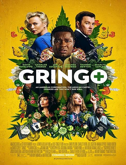 فيلم Gringo 2018 مترجم اون لاين