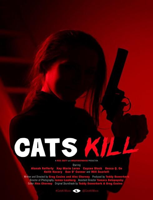 فيلم Cats Kill 2017 مترجم اون لاين