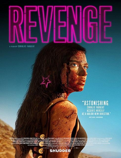 فيلم Revenge 2017 مترجم اون لاين