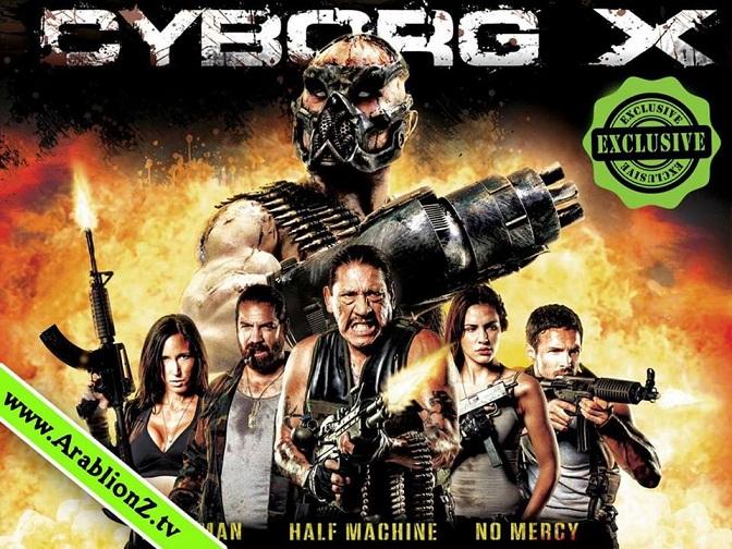 فيلم Cyborg X 2016 مترجم اون لاين