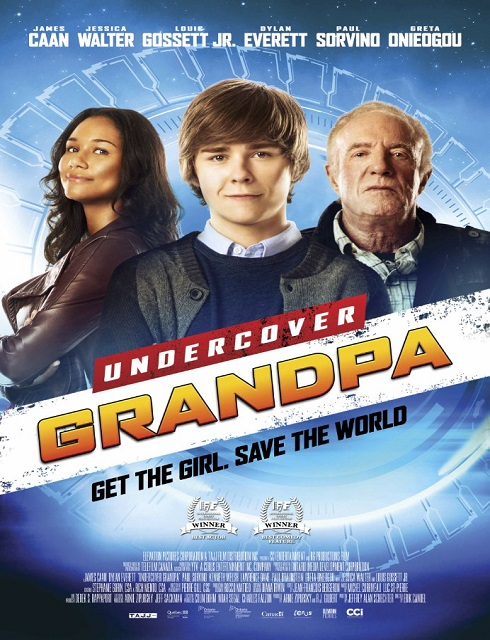 فيلم Undercover Grandpa مترجم اون لاين