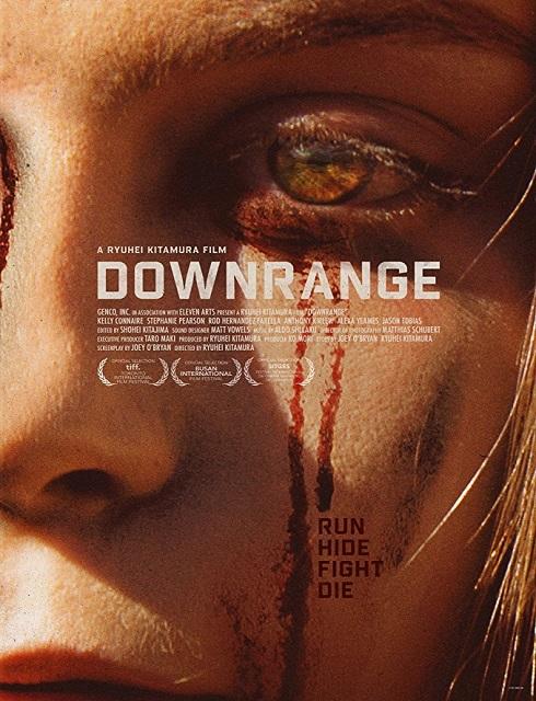 فيلم Downrange 2017 مترجم اون لاين