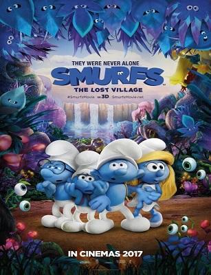 مشاهدة فيلم Smurfs The Lost Village 2017 مترجم اون لاين