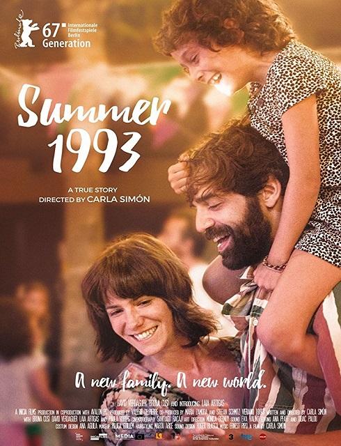 مشاهدة فيلم Summer 1993 2017 مترجم اون لاين