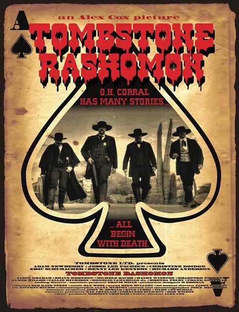 فيلم Tombstone Rashomon 2017 مترجم اون لاين