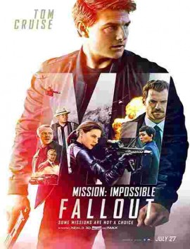 فلم Mission Impossible Fallout 2018 مترجم اون لاين