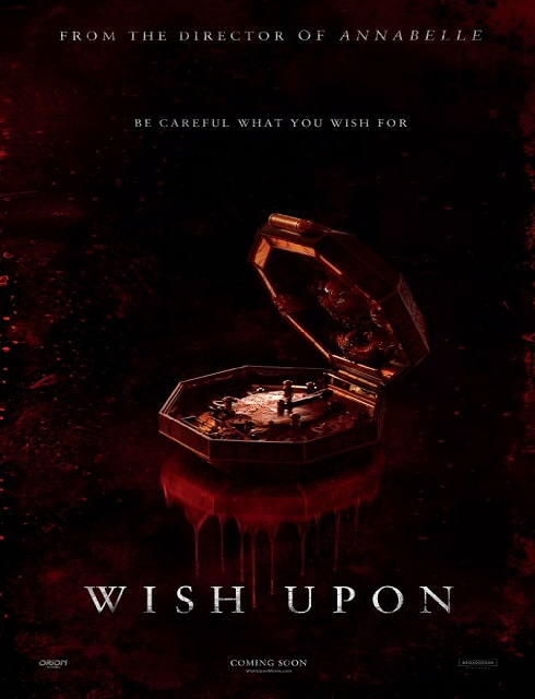 مشاهدة فيلم Wish Upon 2017 مترجم BluRay اون لاين