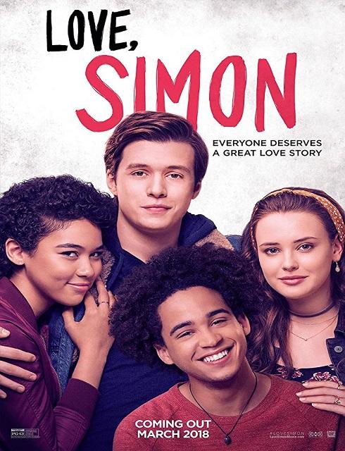 مشاهدة فيلم Love Simon 2018 مترجم اون لاين