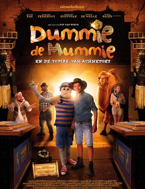 فيلم Dummie de Mummie en de tombe van Achnetoet 2017 مترجم