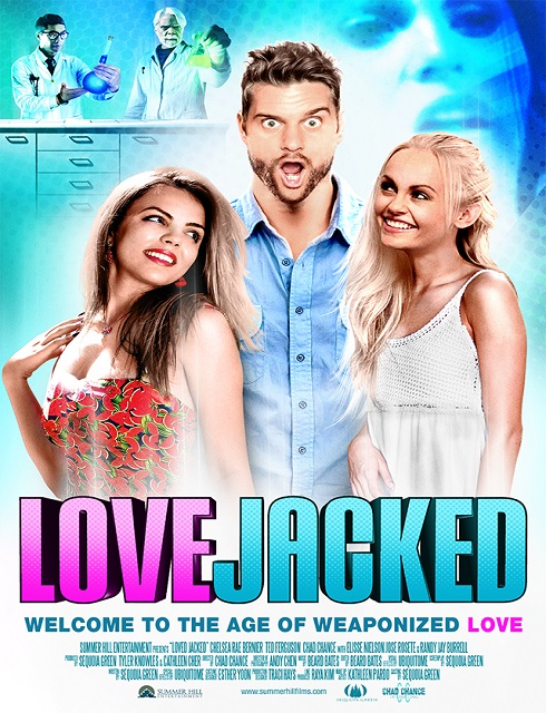 فيلم LoveJacked 2017 مترجم اون لاين