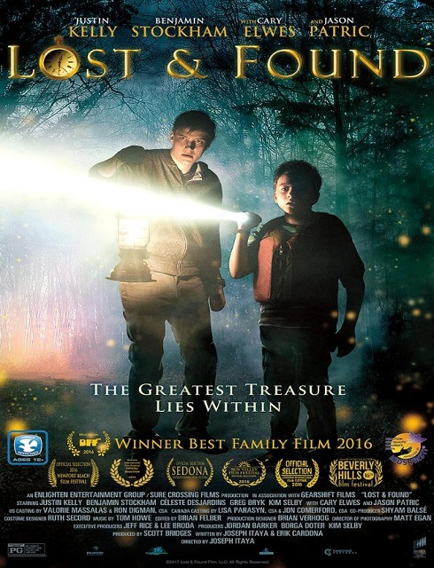فيلم Lost And Found 2016 HD مترجم اون لاين