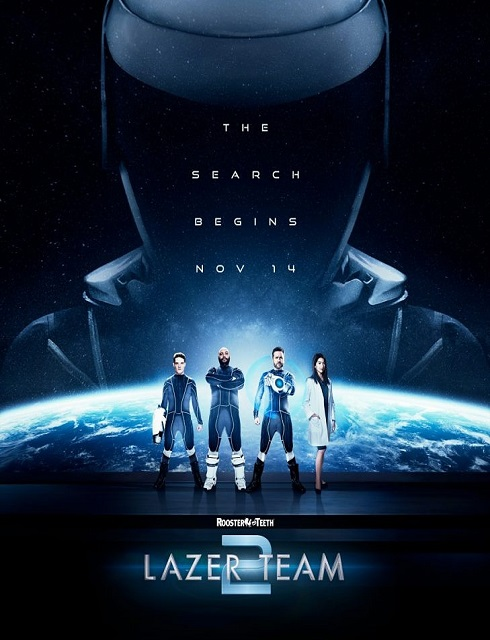 مشاهدة فيلم Lazer Team 2 2018 مترجم HD اون لاين