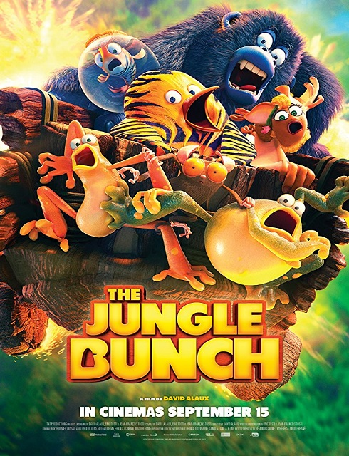 فيلم The Jungle Bunch 2017 مترجم اون لاين