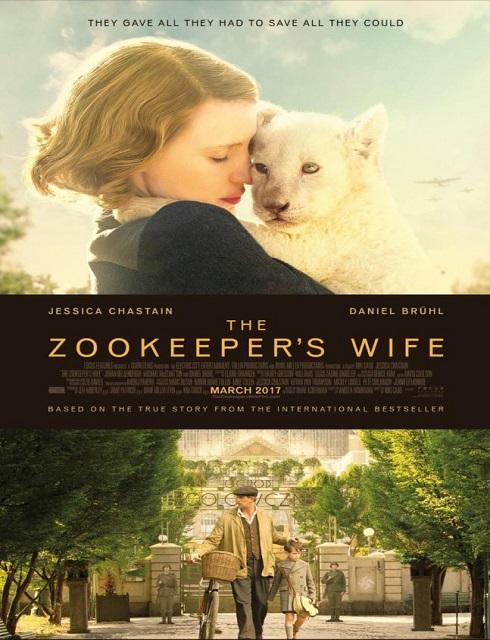 فيلم The Zookeepers Wife 2017 HD مترجم اون لاين