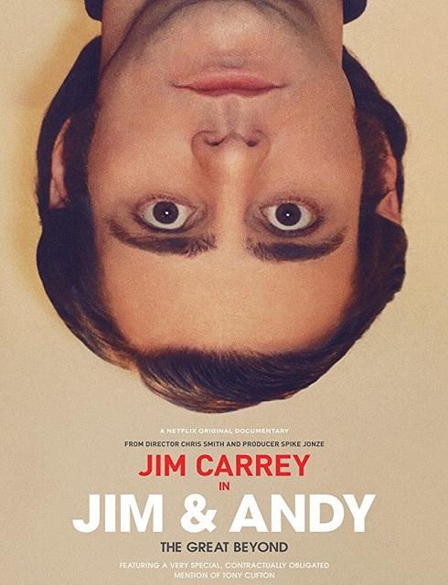 فيلم Jim And Andy The Great Beyond 2017 مترجم اون لاين