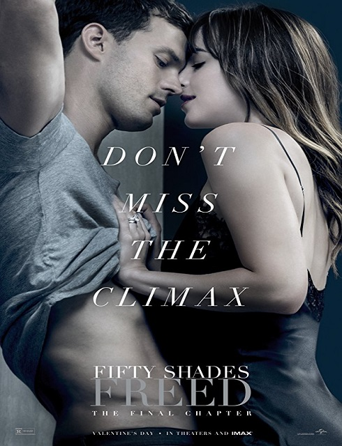 فيلم Fifty Shades Freed 2018 مترجم اون لاين