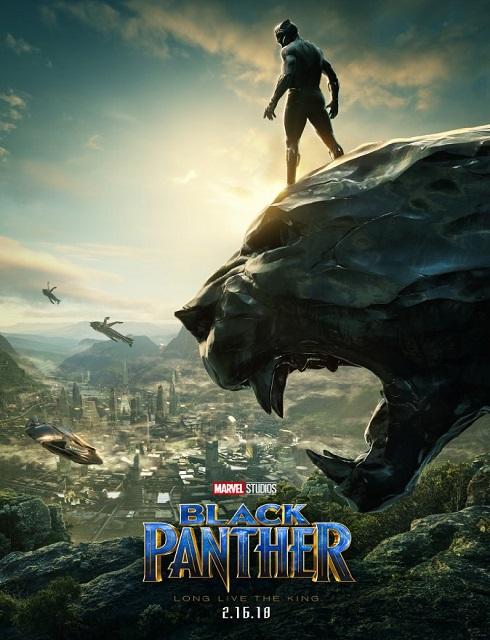 فيلم Black Panther 2018 مترجم