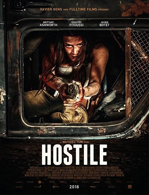 فيلم Hostile 2017 مترجم اون لاين