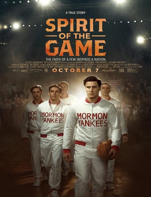 فيلم Spirit of the Game 2016 HD مترجم اون لاين